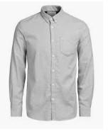JACK&JONES | Shirt | 12109145WHITE