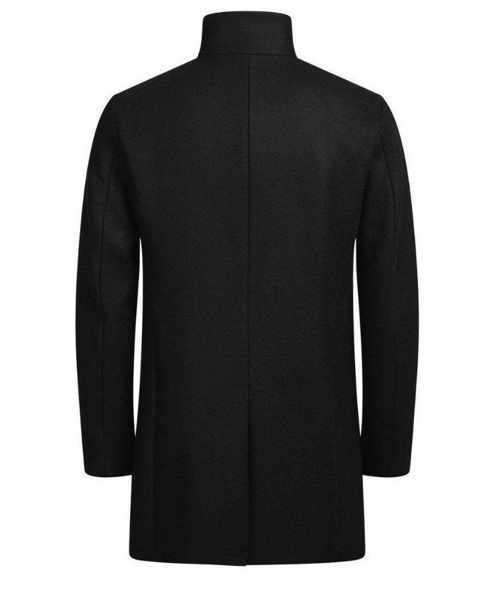 Cappotto di misto lana Jack & Jones JACK&JONES   Cappotto   12111391BLACK