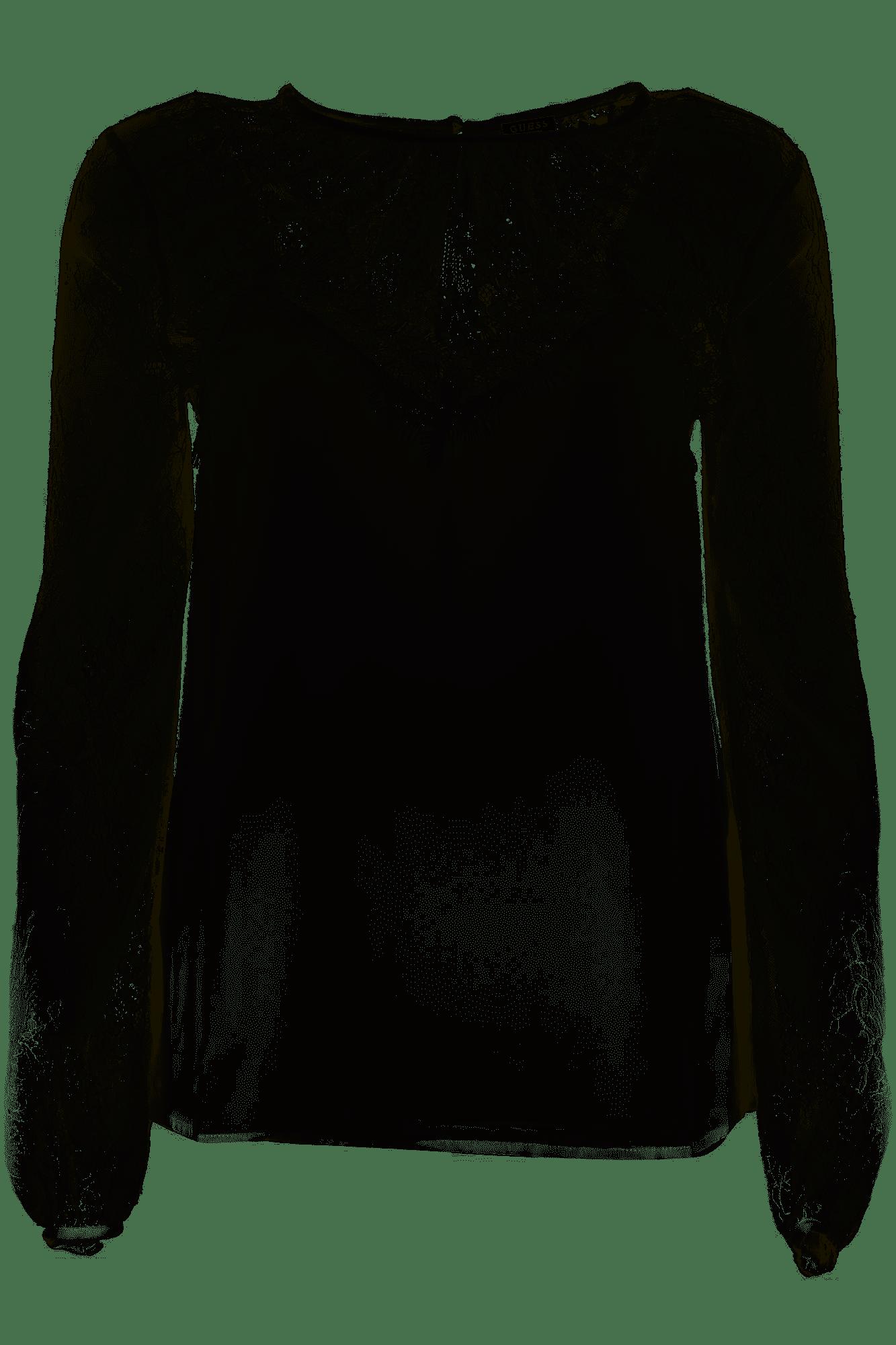 LS DEJKA TOP GUESS GUESS | Shirt | W93H87W5OC0TWHT