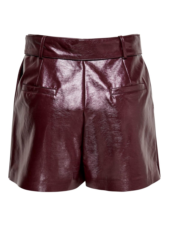 ONSCARLET GLAZE FAUX LEATHER SHORTS OTW ONLY | Shorts | 15186153TAWNYPORT