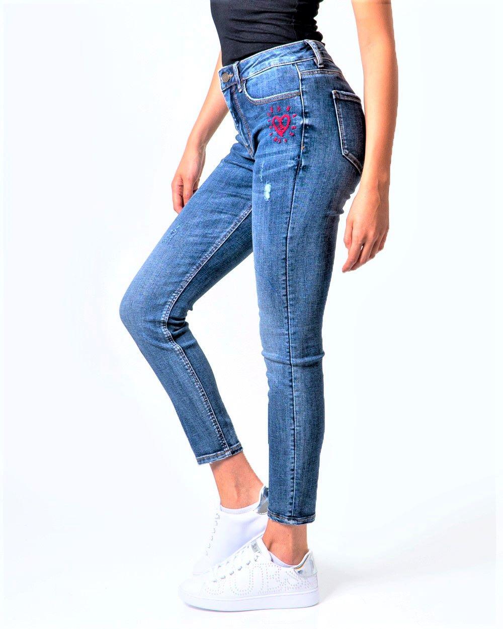 DENIM ALBA DESIGUAL | Jeans | 20WWDD175053