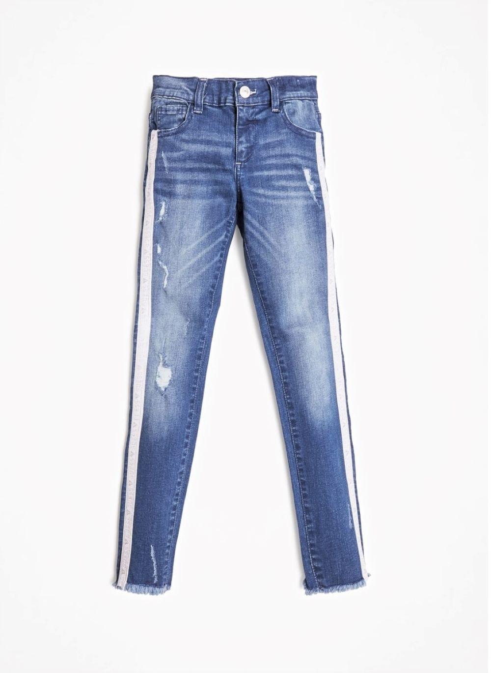STRECH DENIM SKINNY GUESS   Jeans   J0YA13D3UF0RKIN