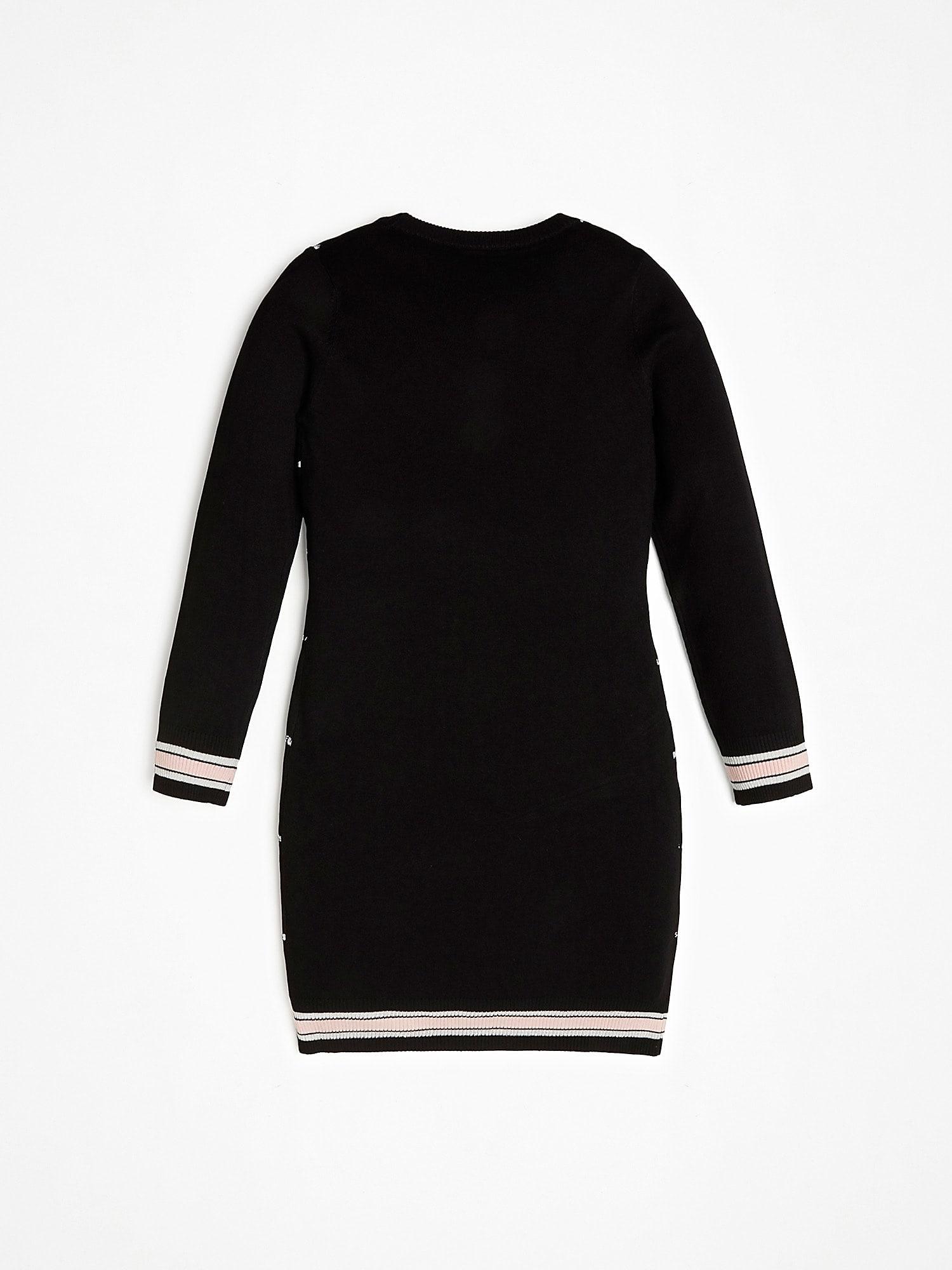 LS SWEATER DRESS GUESS | Dress | J0YK25Z2760JBLK