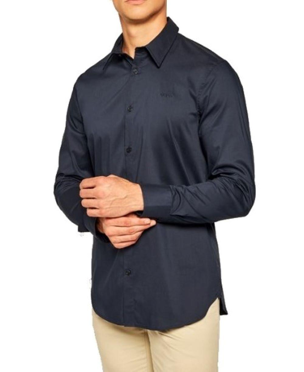 LS SUNSET SHIRT GUESS   Shirt   M0YH20W7ZK0G720