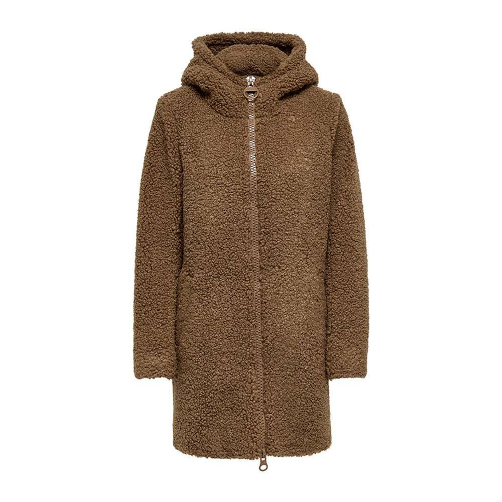 ONLNEW TERRY CURLY COAT ONLY | Giubbino | 15213064TOASTEDCOCONUT