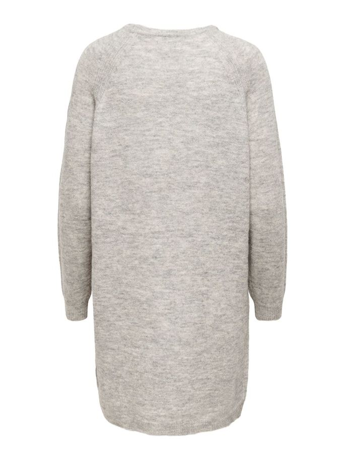 ONLJANNY LS DRESS BF KNIT ONLY | Abito | 15214818LIGHTGREY