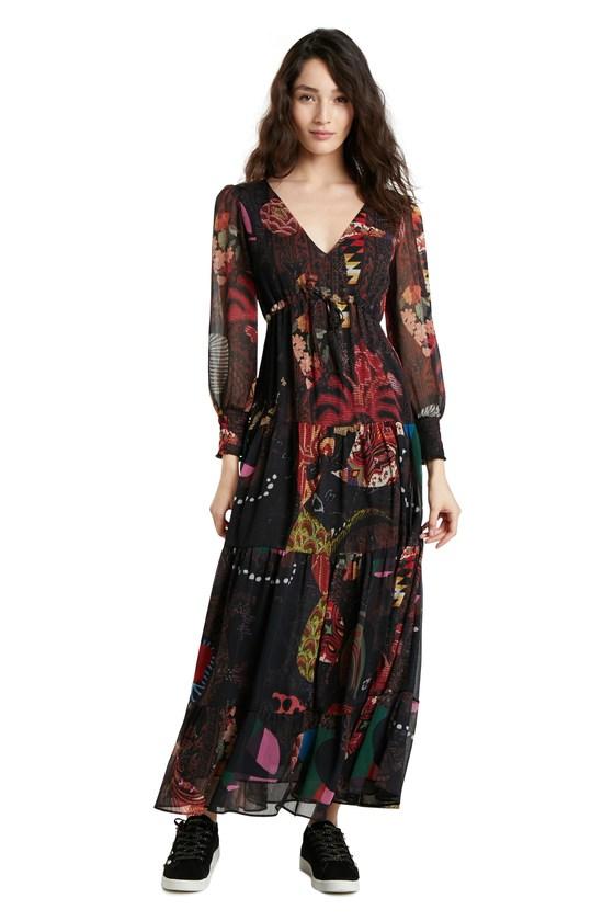 VEST VIENA DESIGUAL | Dress | 21WWVW646009