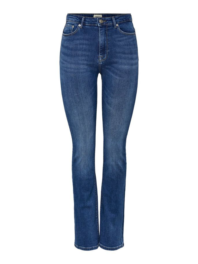 ONLPAOLA LIFE HW FLARED ONLY | Jeans | 15219219MEDIUMBLUEDENIM