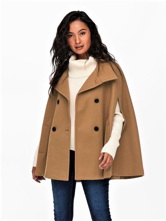 ONLEMMA CAPE OTW ONLY | Jacket | 15236469TOASTED