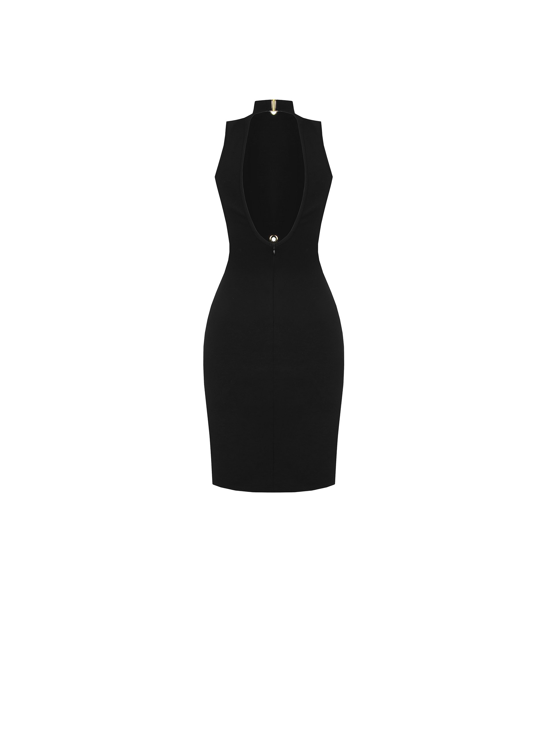 DRESS  RINASCIMENTO | Dress | CFC0104939003NERO