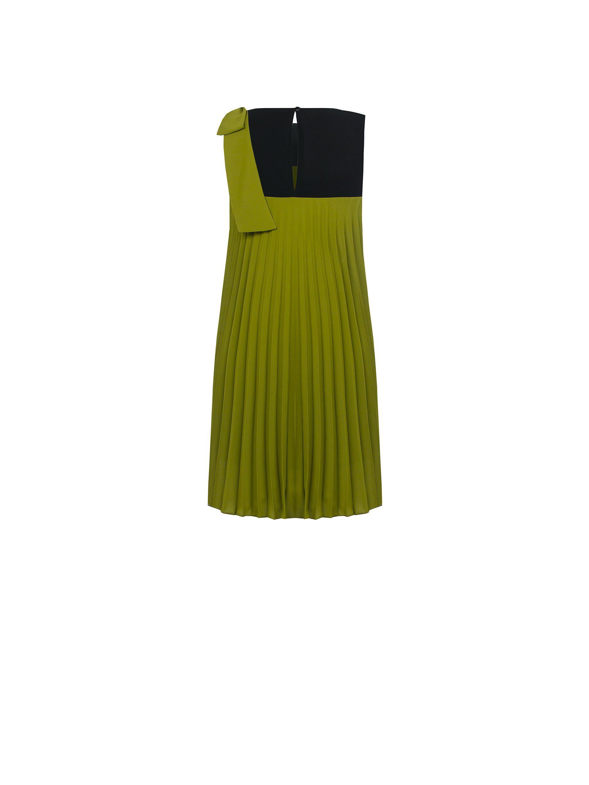 FOLDED DRESS RINASCIMENTO | Dress | CFC0105068003VERDE