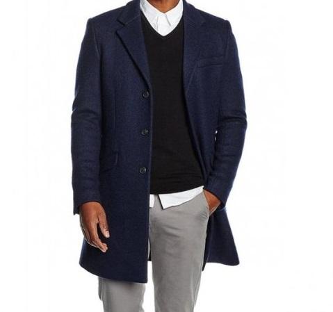 ANTONY MORATO | Coat | MMCO00315-FA500039DARK BLUE