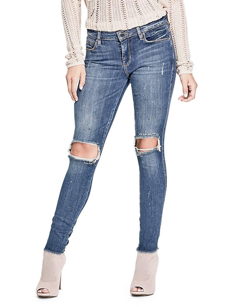 JEANS GUESS GUESS | Jeans | W82AJ1D32J1VTFT