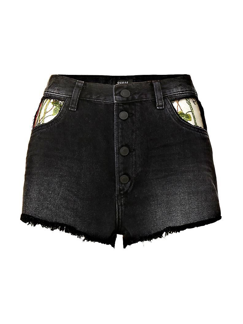 PANTALONCINO GUESS GUESS | Shorts | W82D46D3500BMGD