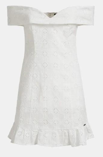 KRIN DRESS GUESS | Abito | W0GK57WCTS0TWHT