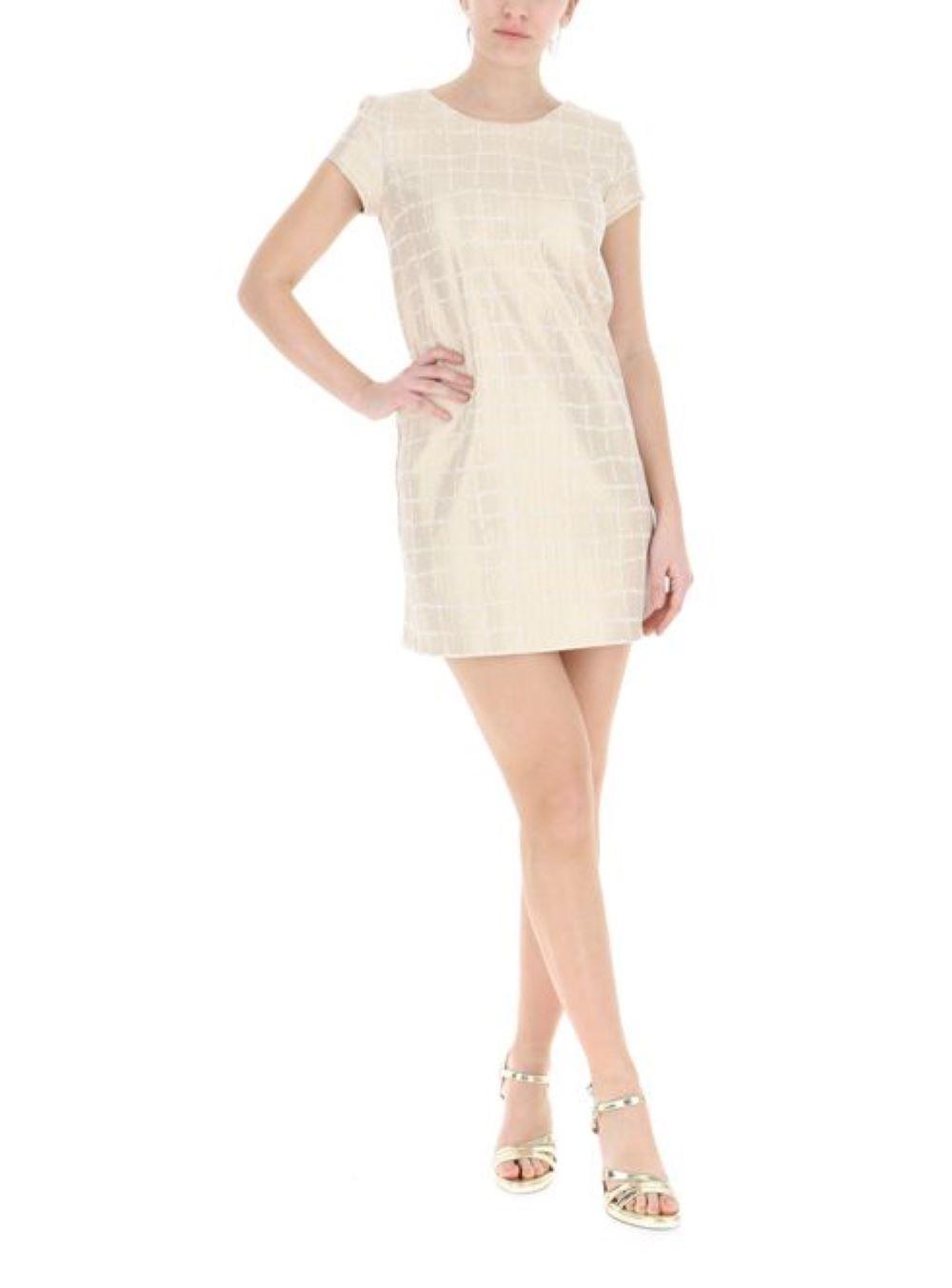 RINASCIMENTO | Dress | CFC0097152003BEIGE