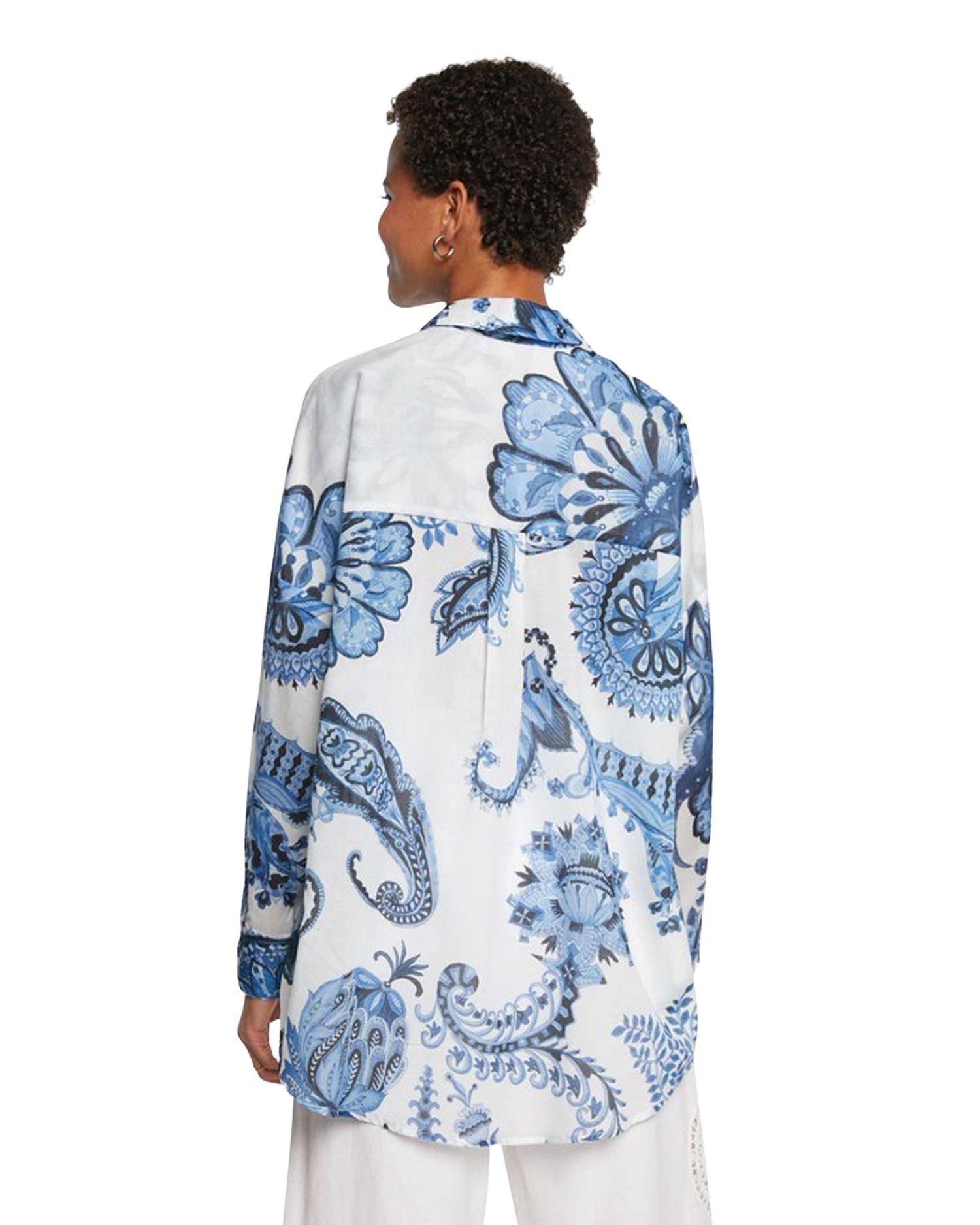 CAMICIA INIRA DESIGUAL | Camicia | 20WWCWX51000