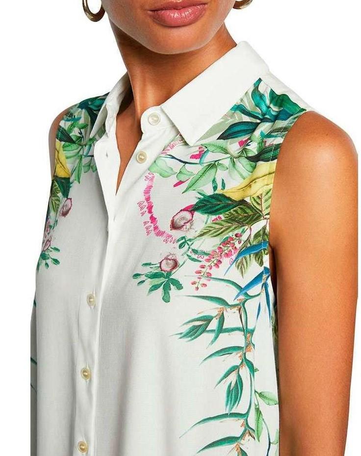 DESIGUAL | Shirt | 21SWCW021000