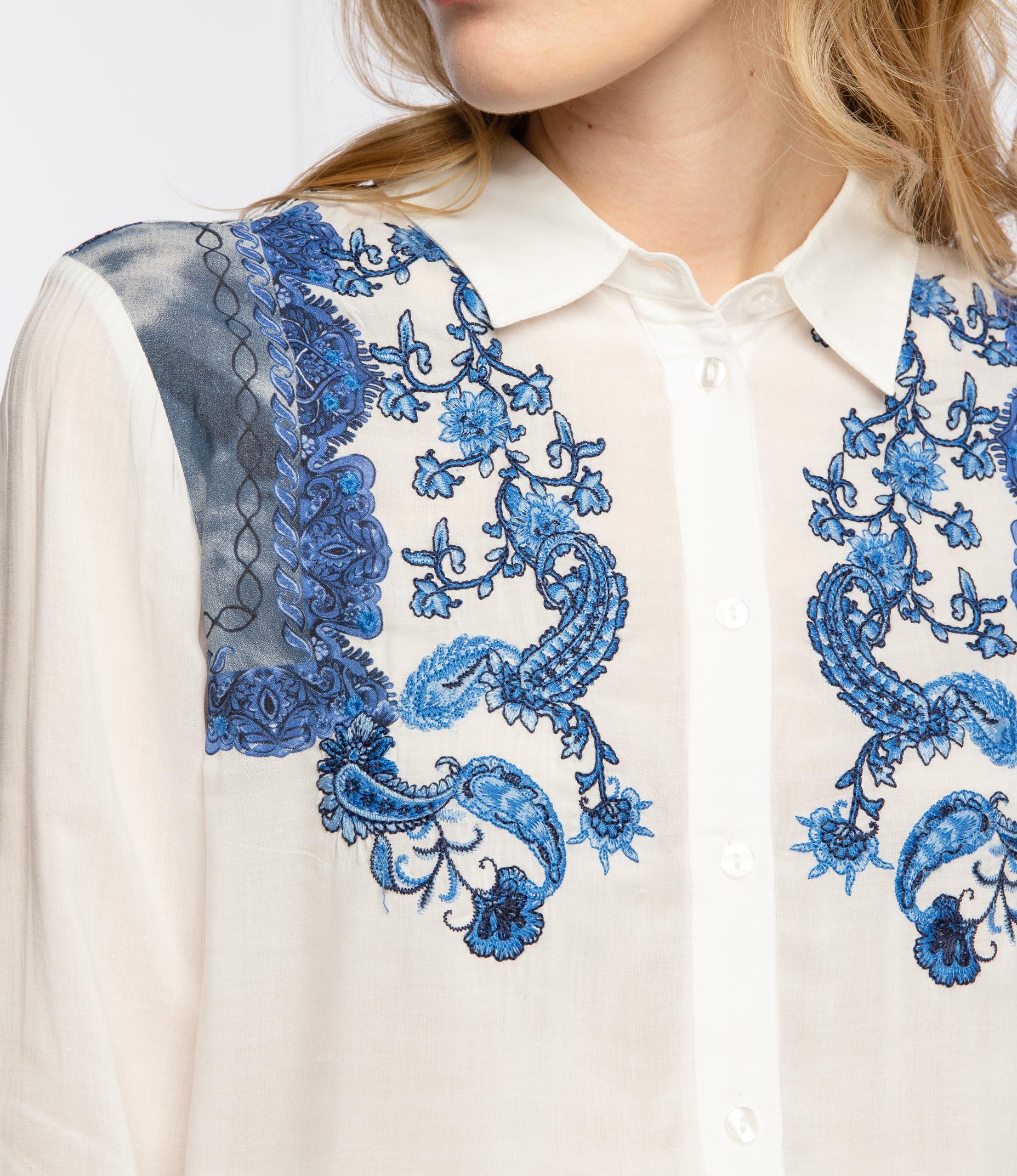 CAM BARCINO DESIGUAL | Camicia | 21SWCW901000
