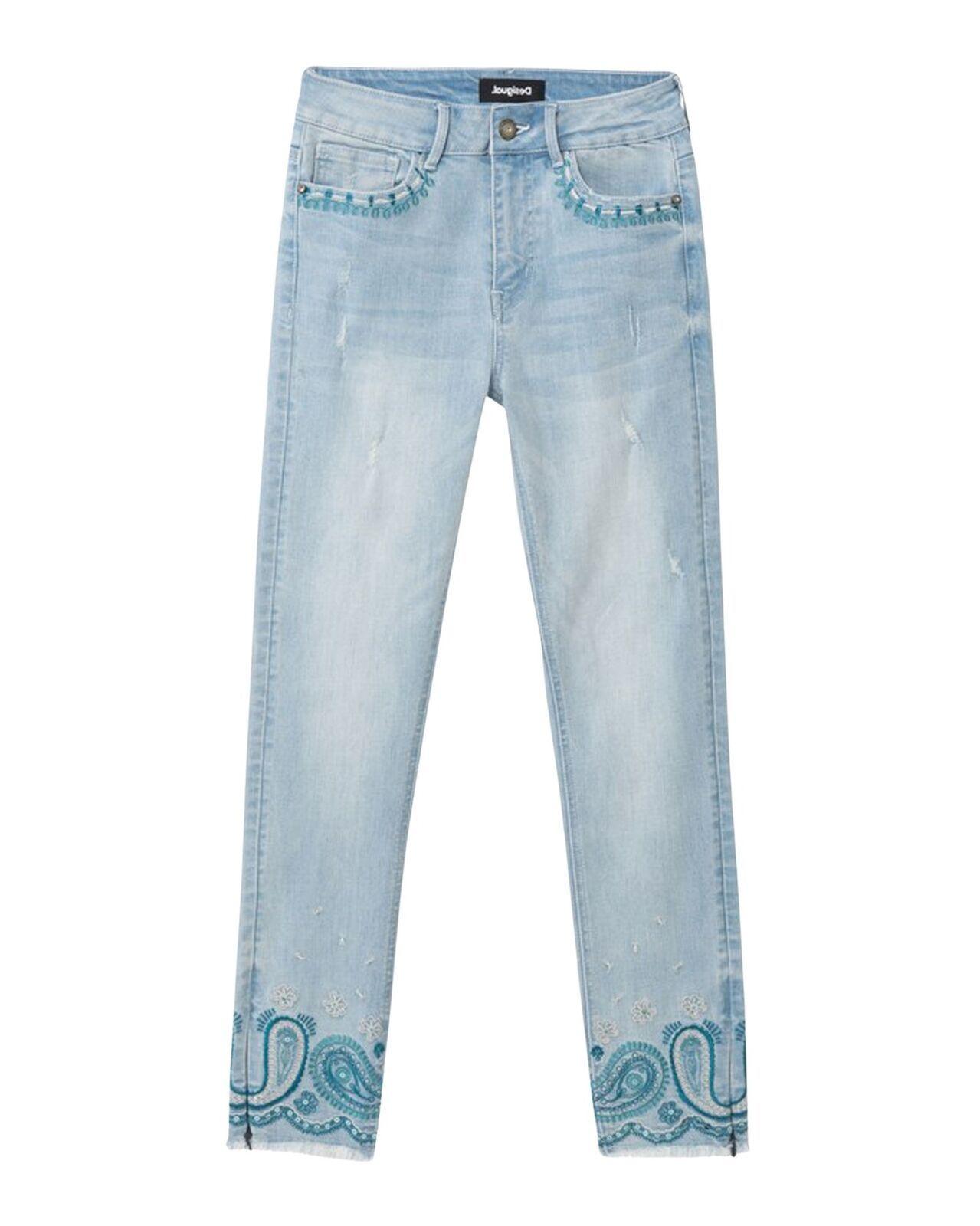 DESIGUAL | Jeans | 21SWDD355058