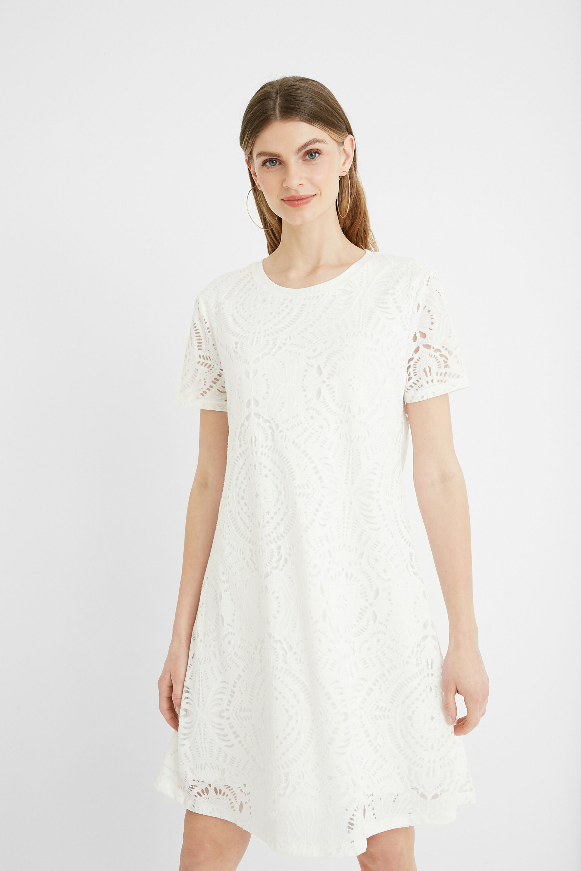 VEST NILO DESIGUAL   Dress   21SWVKB11000