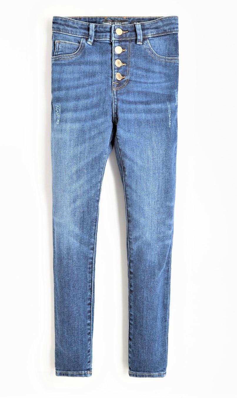 DENIM HIGH WAIST SKI GUESS   Jeans   J1RA11D46Q0SSDI