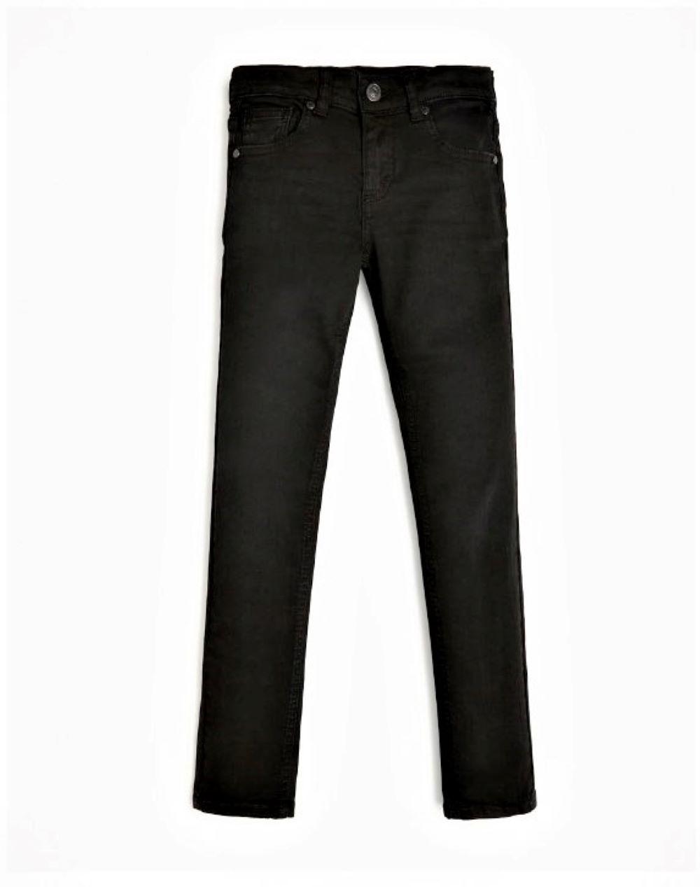 SET SS BULL DENIM SKINNY GUESS | Jeans | L0YB08WCTF0JBLK