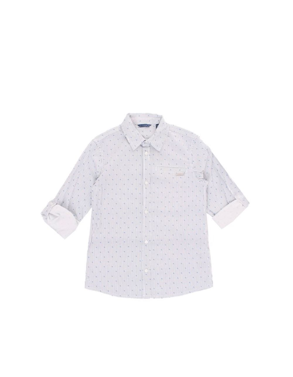 STERCH POPELINE GUESS | Camicia | L1RH09WCSF0P12E