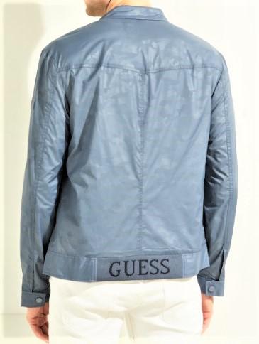 STRECH BIKER GUESS   Jacket   M1GL50WDU40PR56
