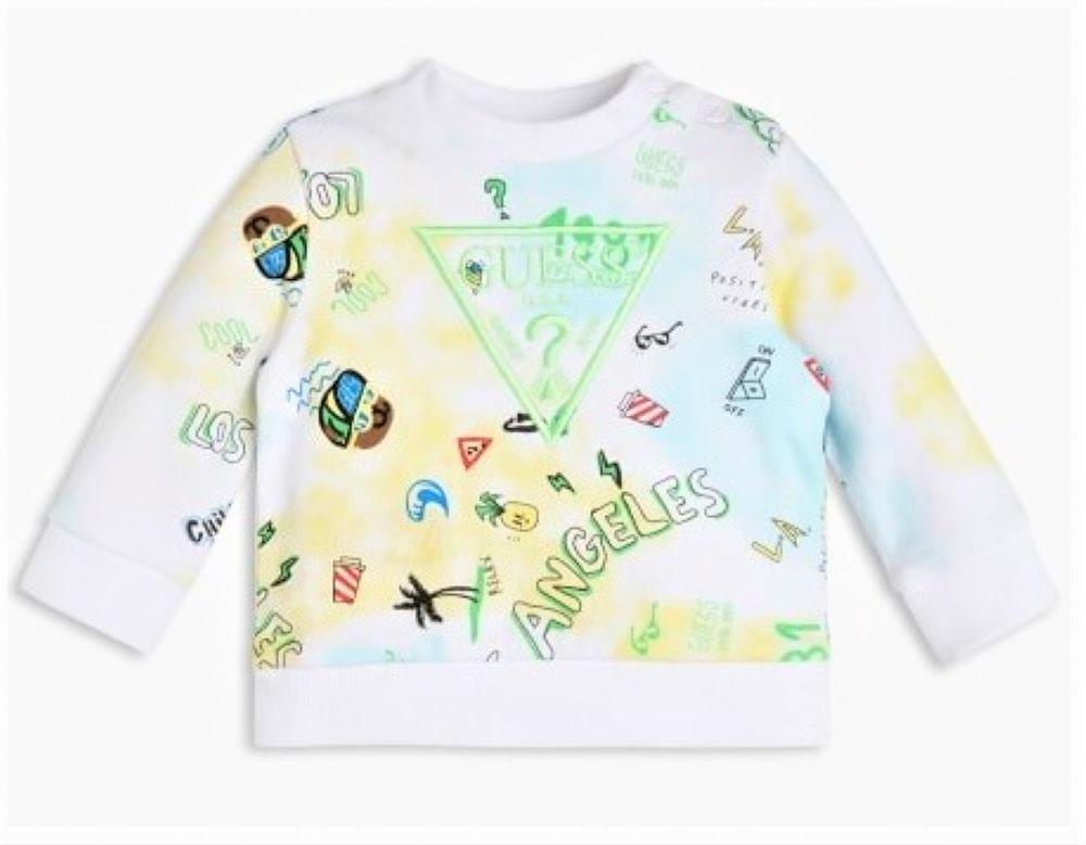 LS ACTIVE TOP GUESS | Sweater | N1GQ1KA6R0PHT2