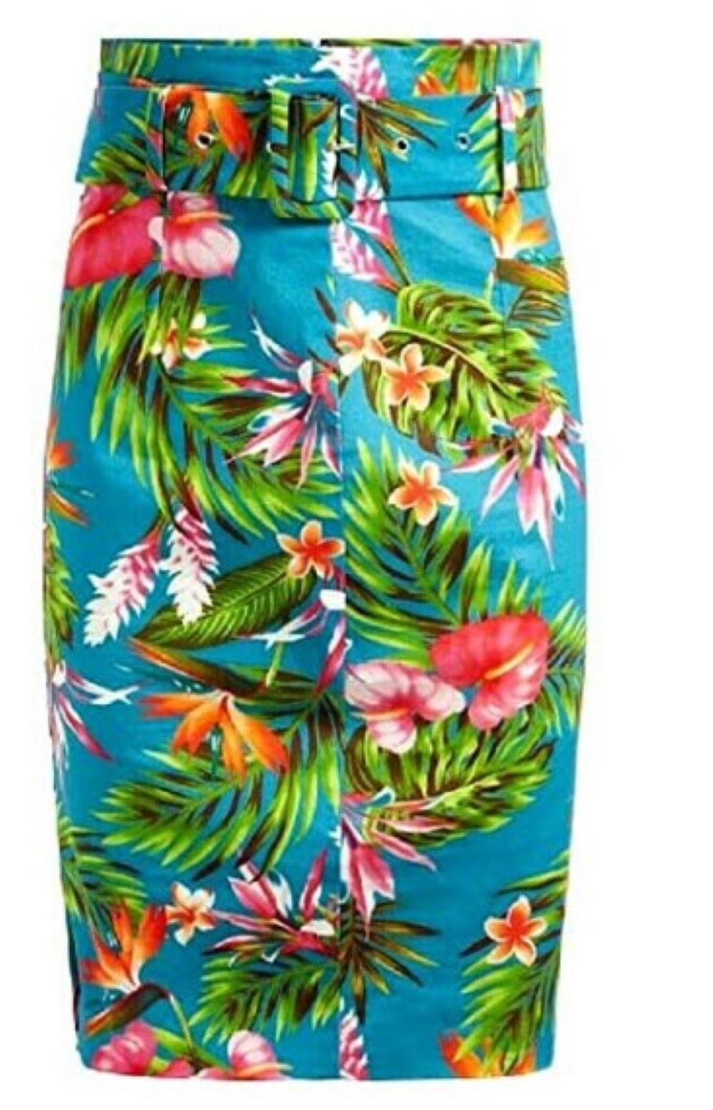 NURAL SKIRT GUESS | Skirt | W1GD0ZWDVC0P76M