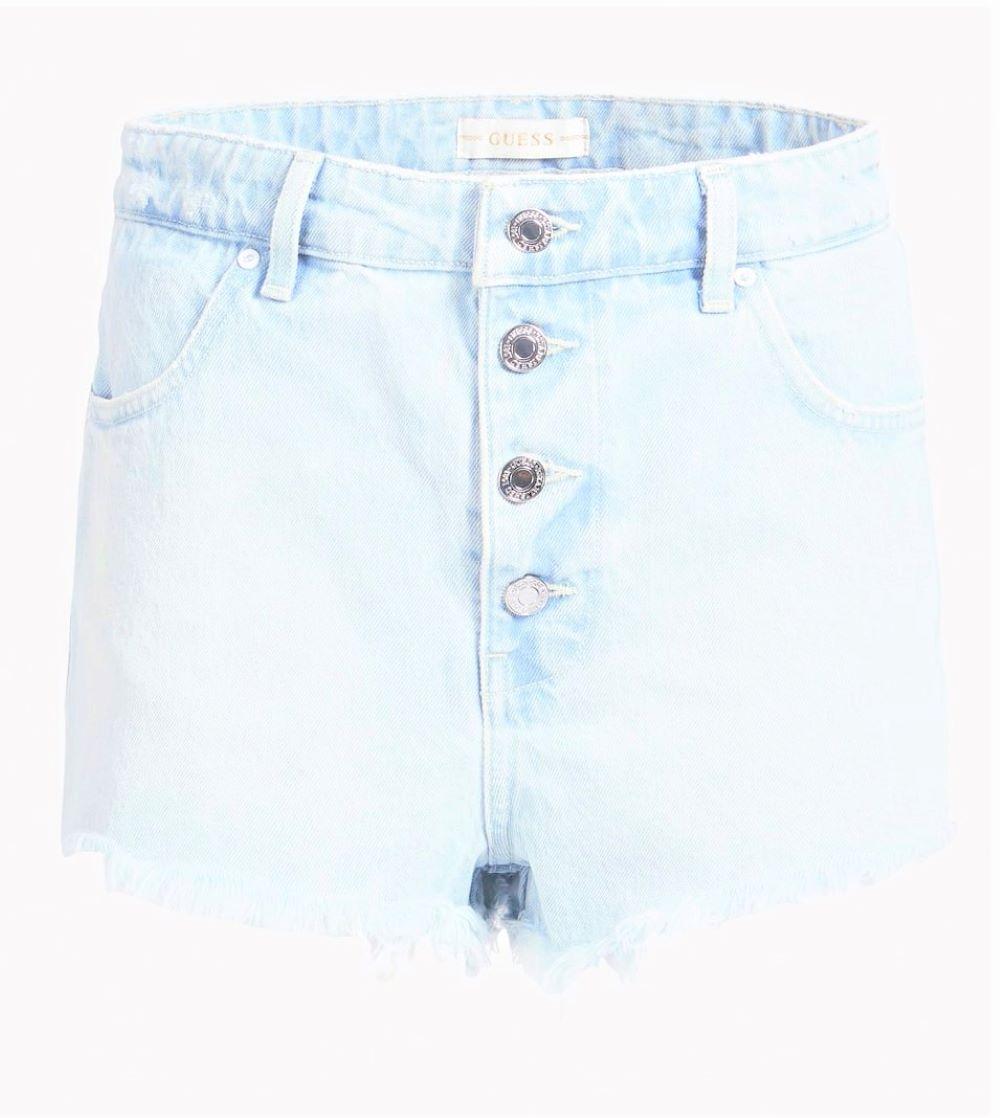 ALEXIA SHORT GUESS | Shorts | W1GD59D3P31PIKY