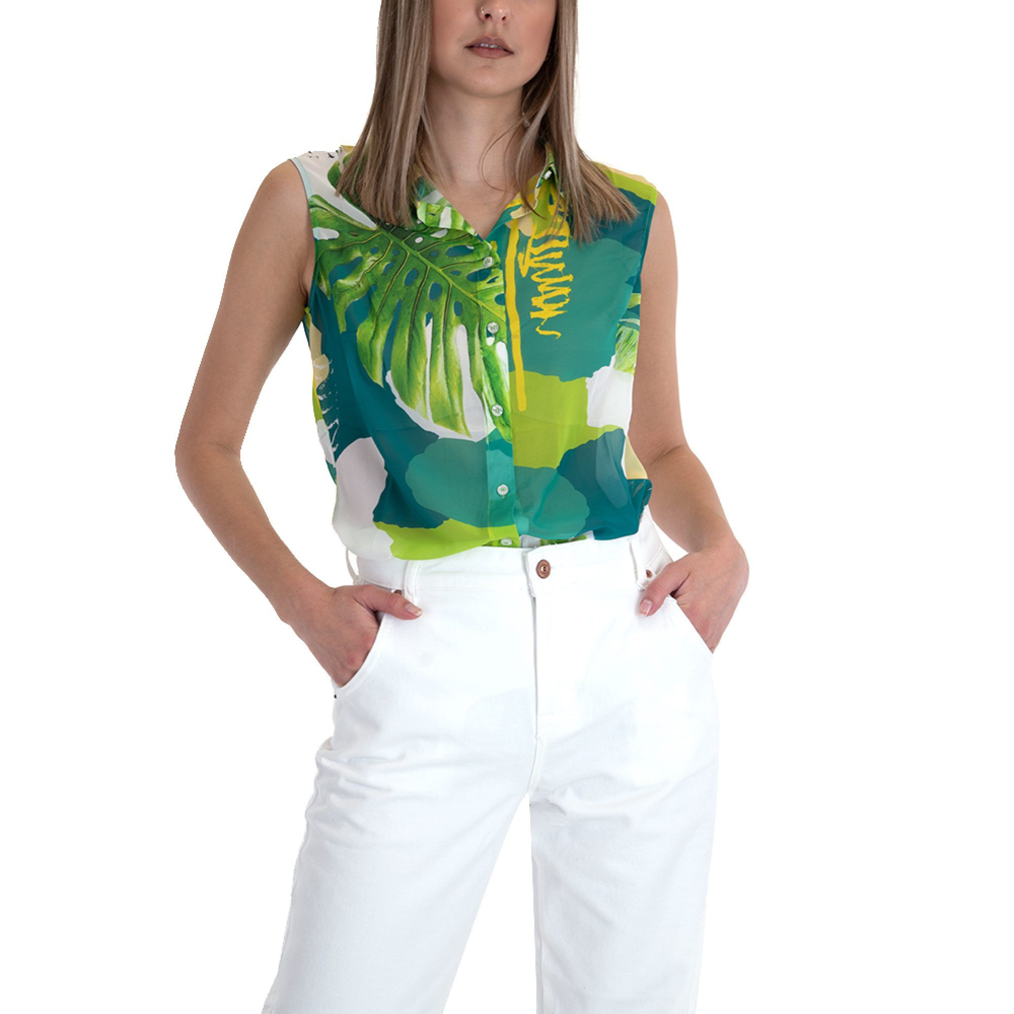 SL CLOUIS SHIRT GUESS | Shirt | W1GH0RW70Q0P87E