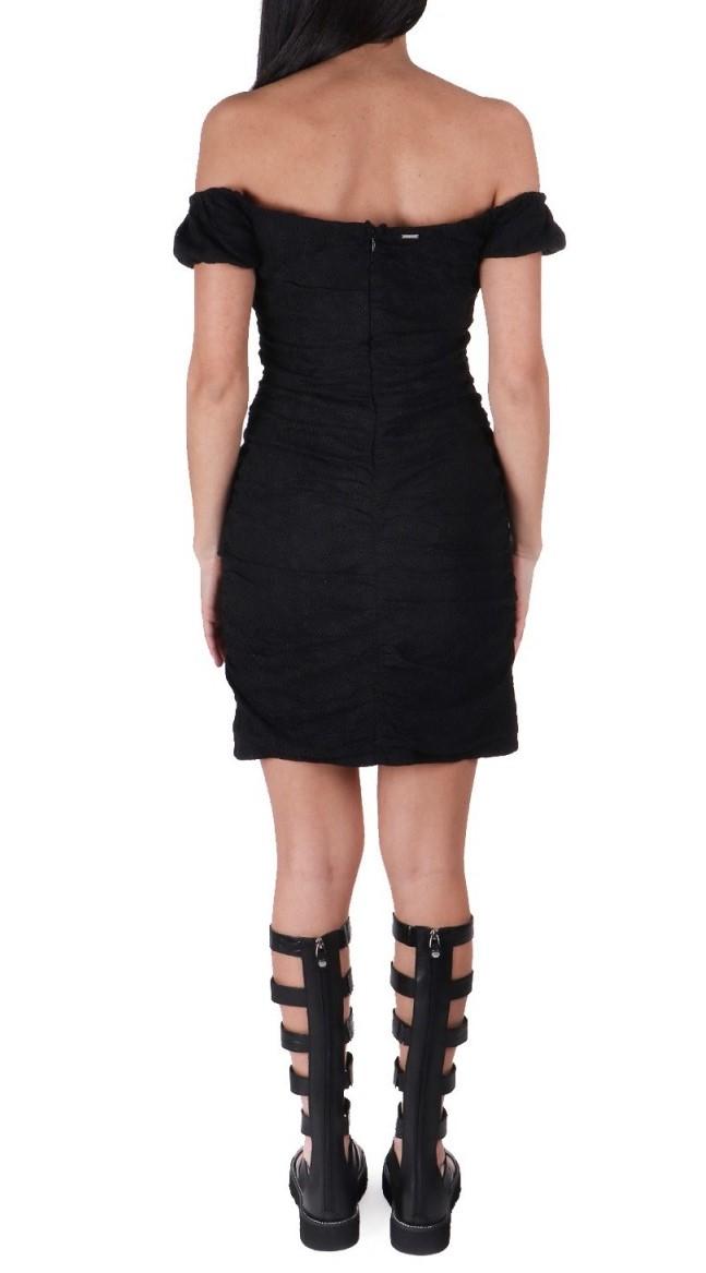 INGRID DRESS GUESS | Dress | W1GK0FKALQ0JBLK