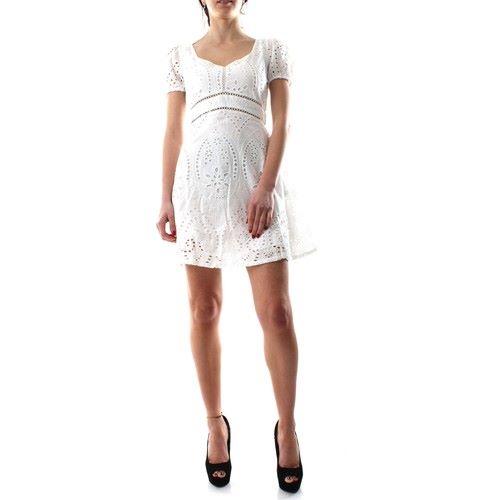 ROBIN DRESS GUESS   Dress   W1GK1AWDVB1TWHT