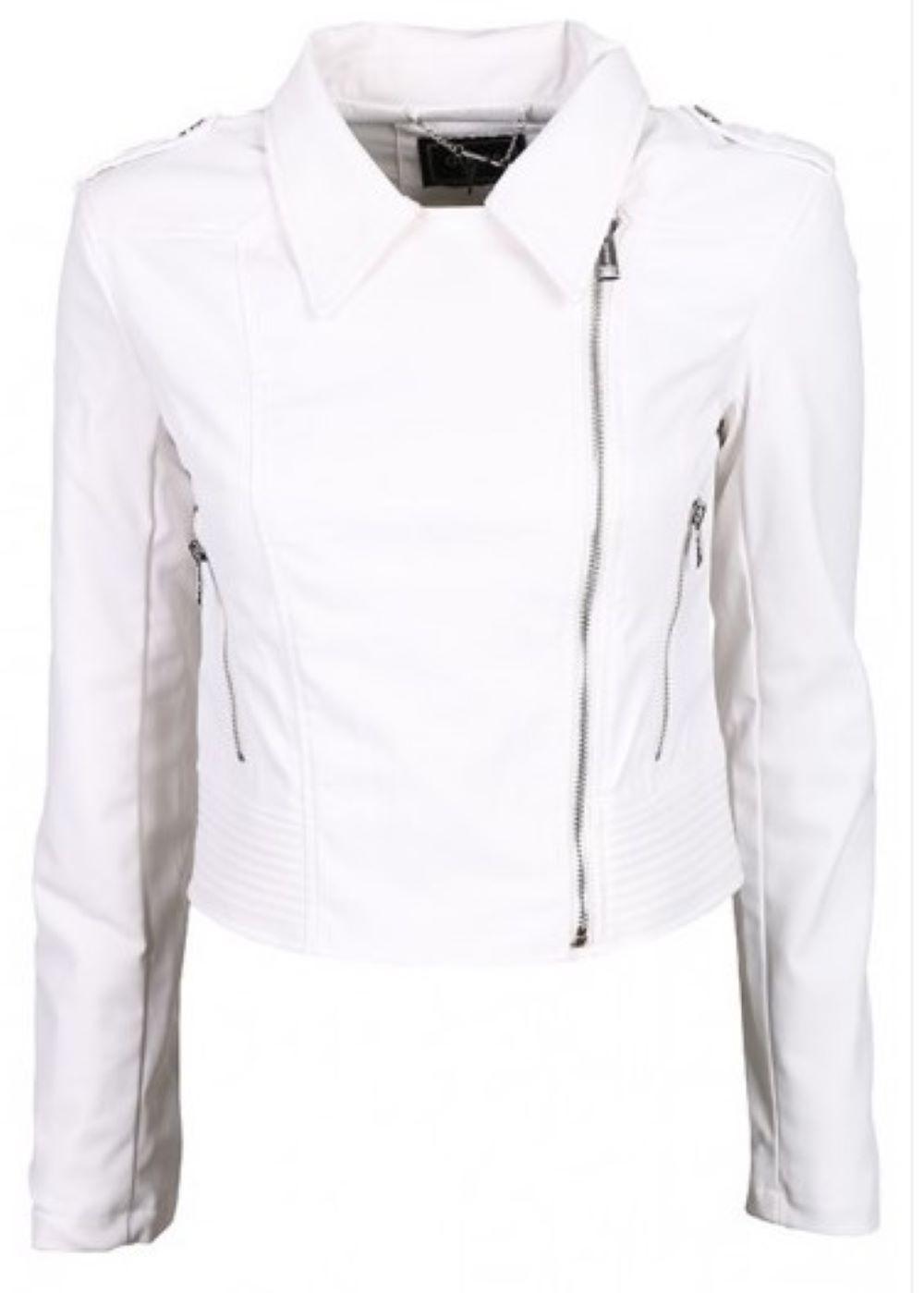 NEW KLOE JACKET GUESS   Jacket   W1GL11WDOC0TWHT