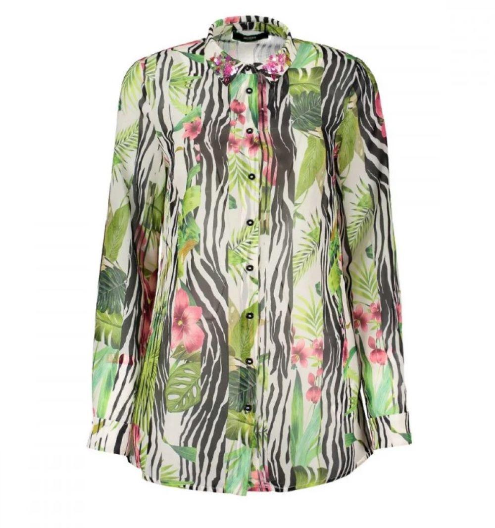 GUESS | Shirt | W1RH09W70Q0P16N