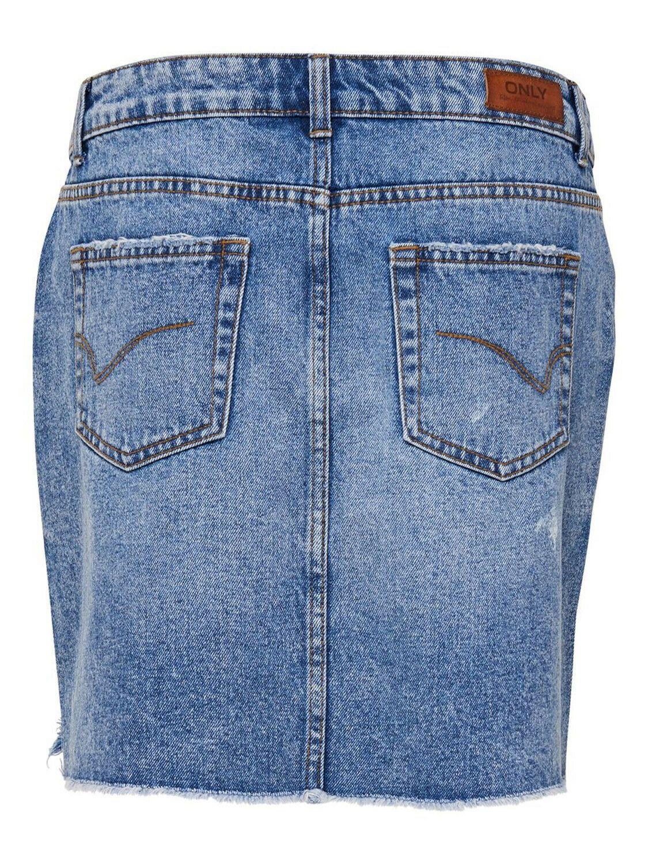 ONLY | Skirt | 15170554LIGHTBLUEDENIM