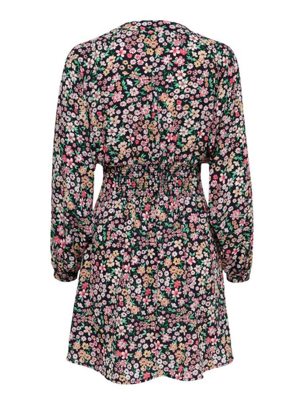 ONLY | Dress | 15221091NIGHTSKYSHORE FLOWER
