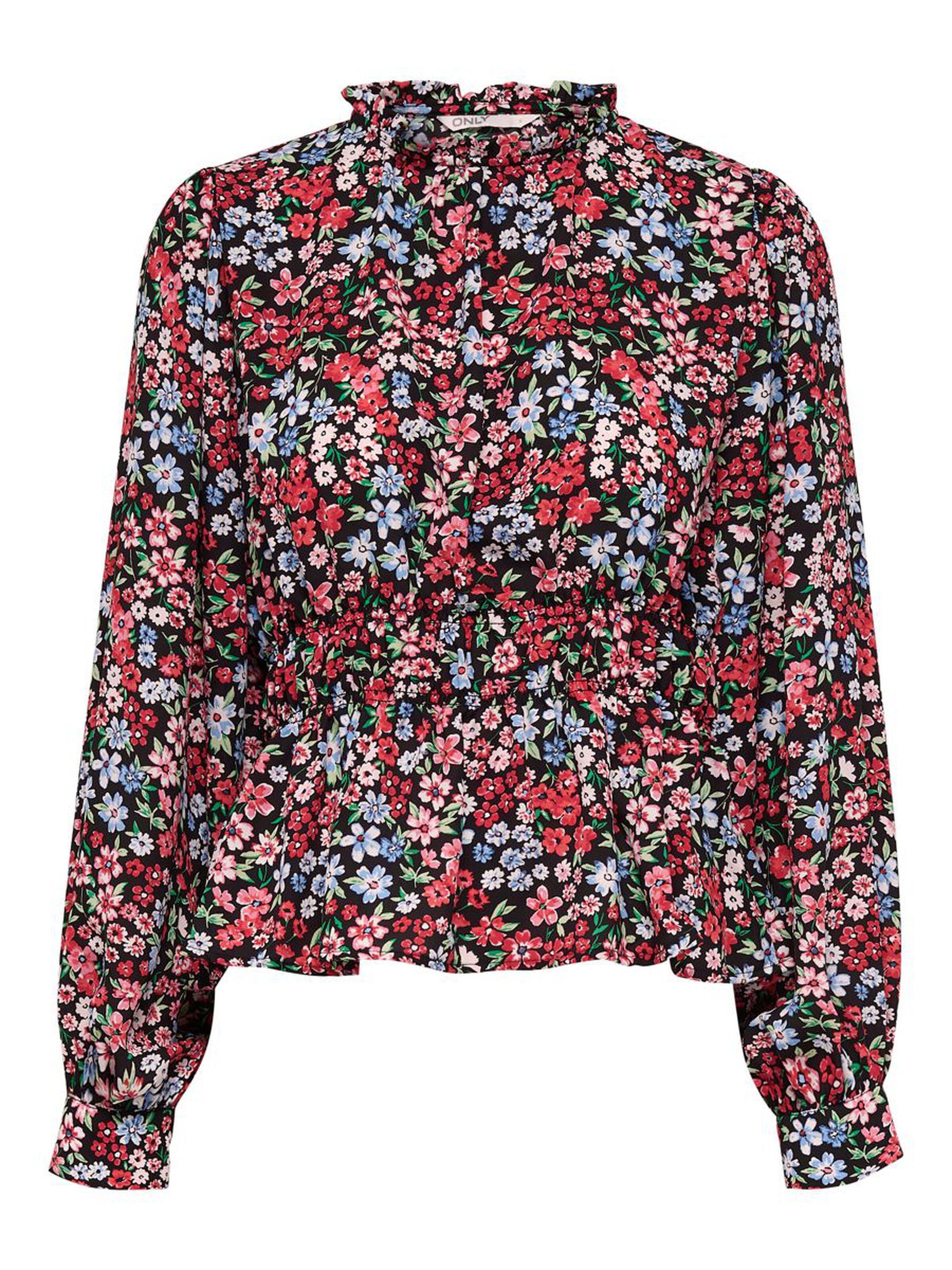 ONLY   Shirt   15221097BLACKSHOREFLOW