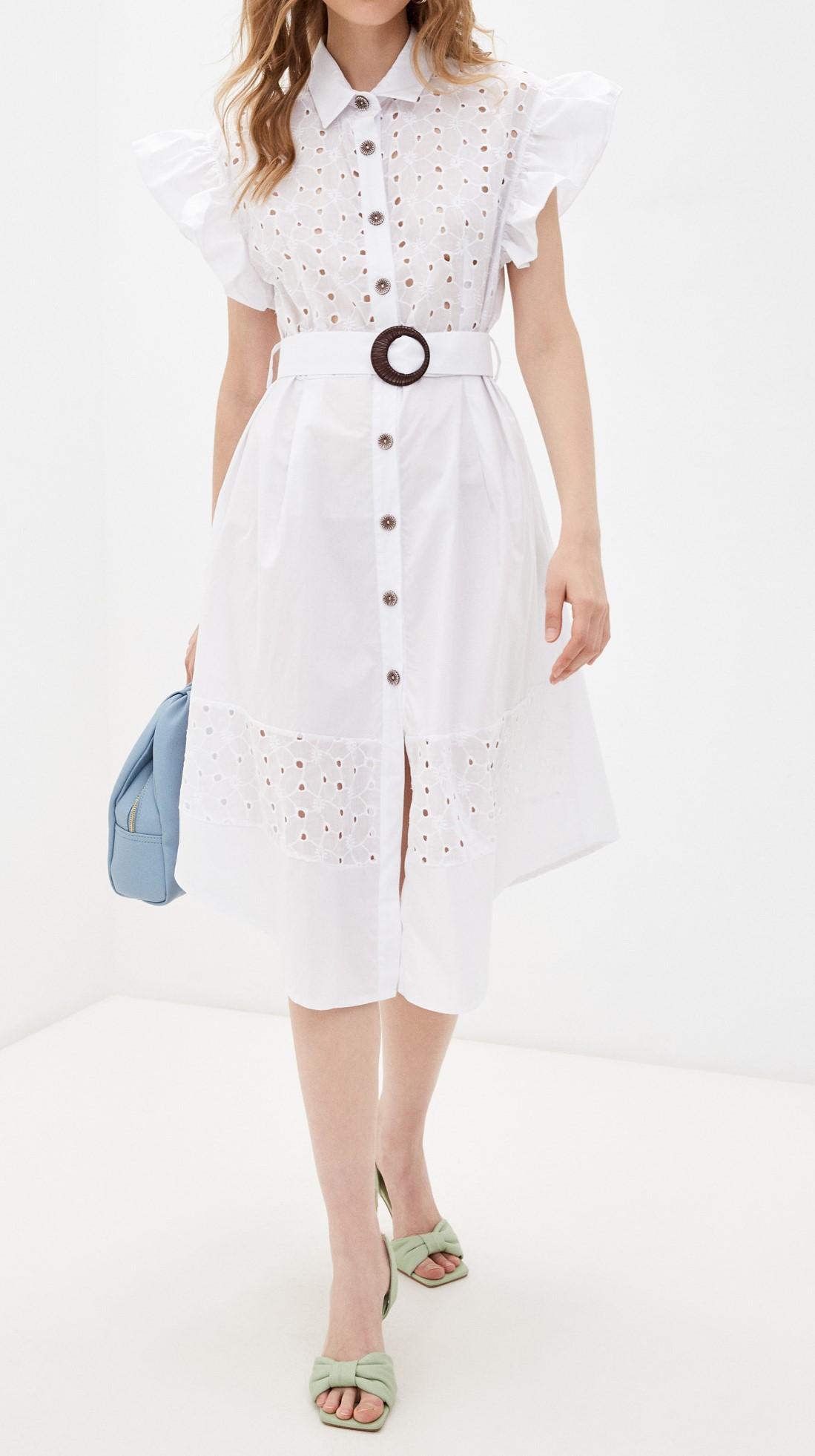 RINASCIMENTO | Dress | CFC0017915002BIANCO