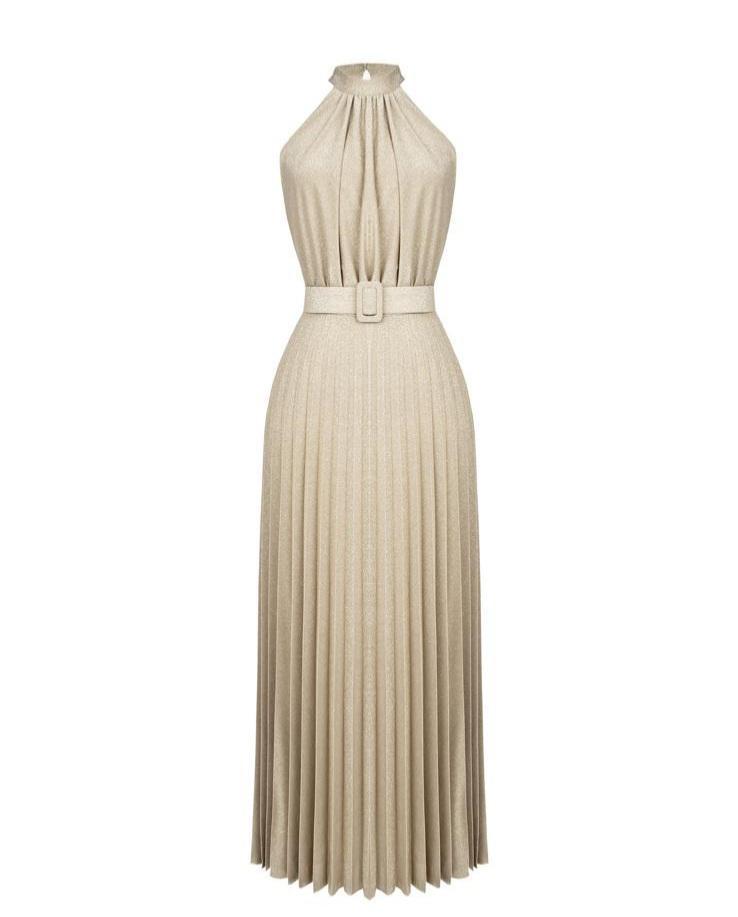 RINASCIMENTO | Dress | CFC0102454003BEIGE