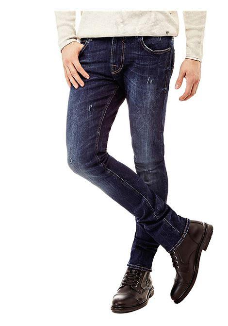 SUPER SKINNY GUESS | Pantaloni | M73AN1D2NJ0BUMP