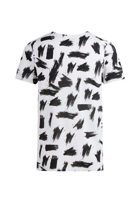 JORBRUSHED TEE SS CREW NECK JACK&JONES | T-shirt | 12112847CLOUDDANCERSLIM