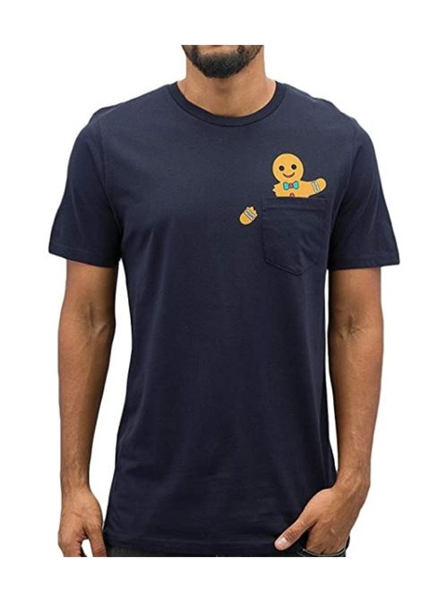 JORCHIMNEY TEE SS CREW NECK JACK&JONES | T-shirt | 12113346NAVYBLAZER