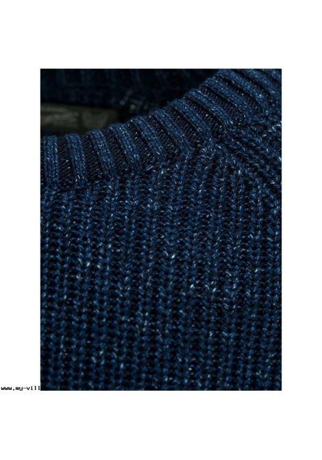 JORUMT KNIT CREW NECK JACK&JONES | Jersey | 12118174TOTALECLIPSE