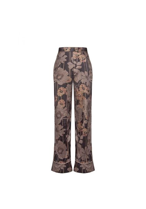 PANTS RINASCIMENTO | Trousers | CFC0015154002GRIGIO