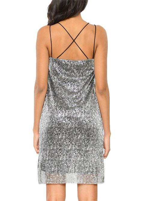 DRESS LUREX VERO MODA VERO MODA | Dress | 10172184SILVER