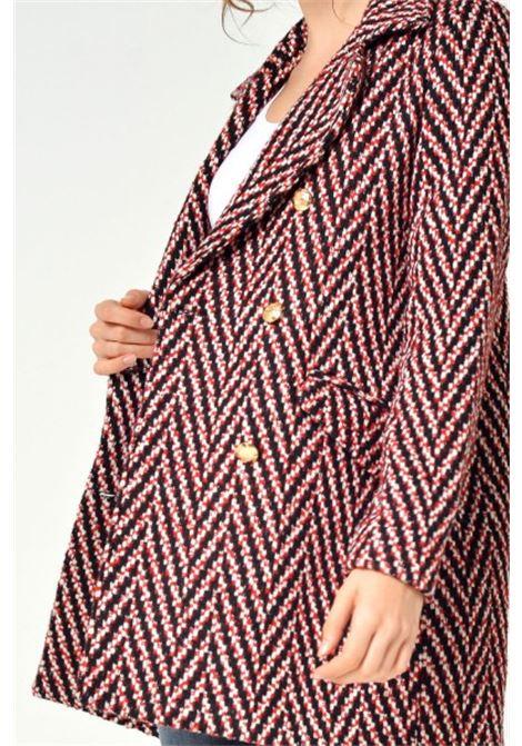 VERO MODA | Coat | 10181227FLAMESCARLET