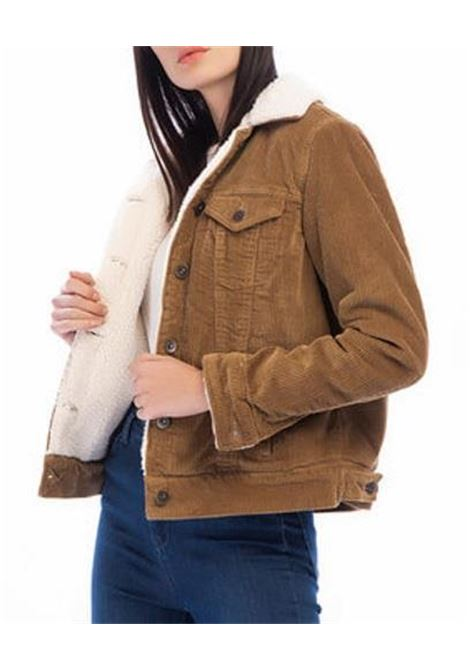 ONLAMBER TEDDY CORD JACKET  KNIT KNT  ONLY | Jersey | 15165100RUBBER